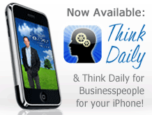 Get Think Daily from the App Story today!